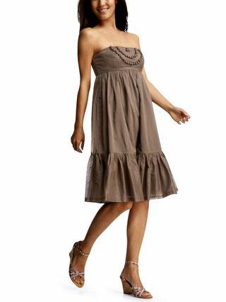 Impractical dress