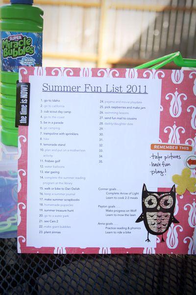 Summerlist2