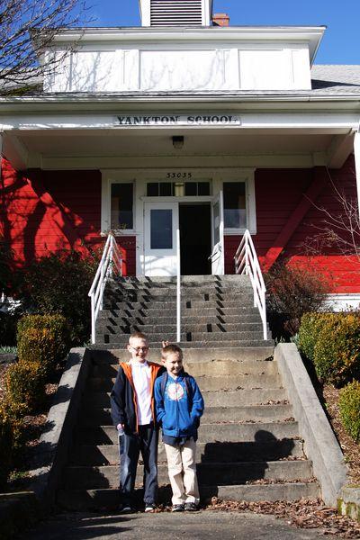Redschoolhouse