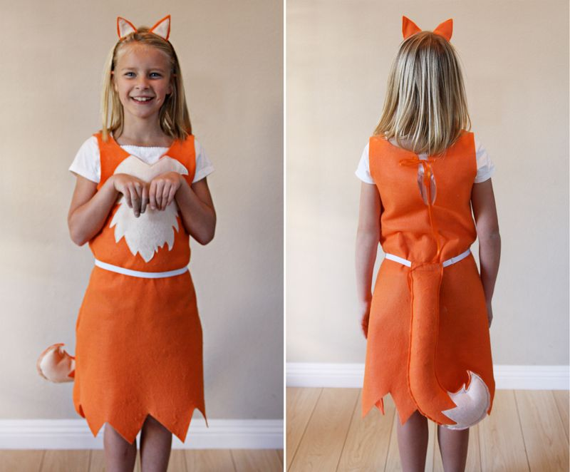 Find joy in the journey what does the fox say costume tutorial fox11 solutioingenieria Image collections