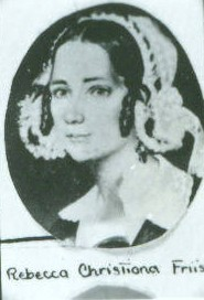 Rebecca christiana