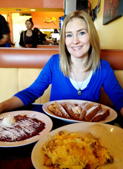 A breakfast date!  |  find joy in the journey