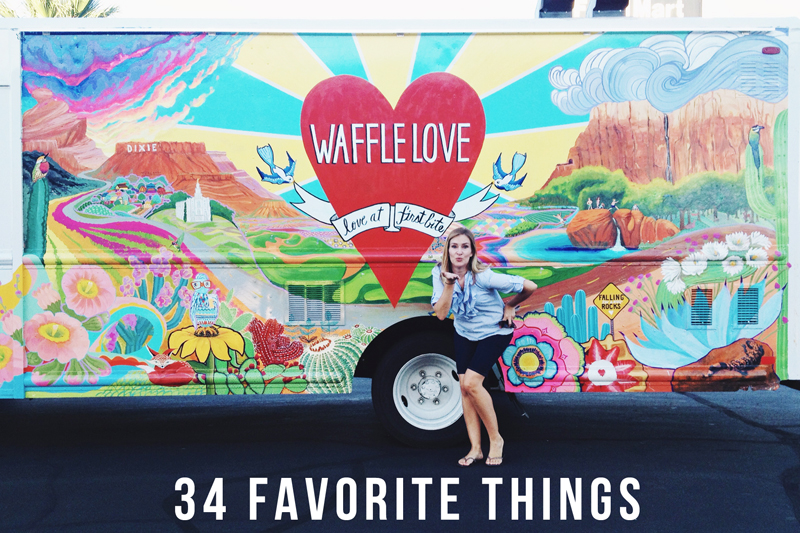 34favoritethings