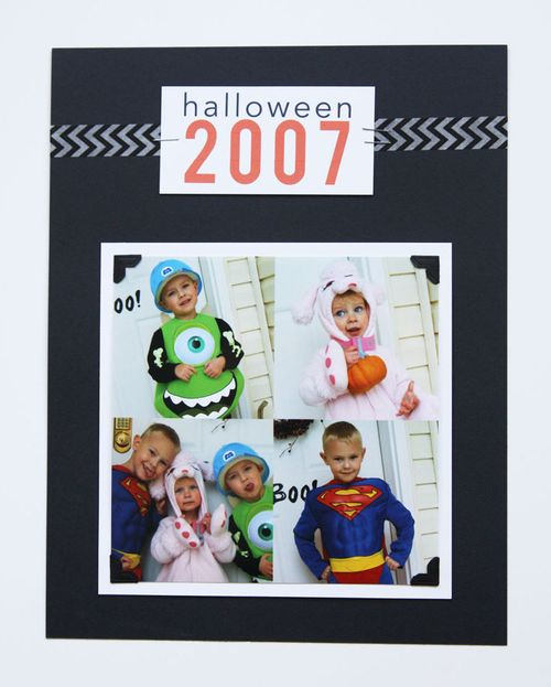 Halloween Memories Album 02