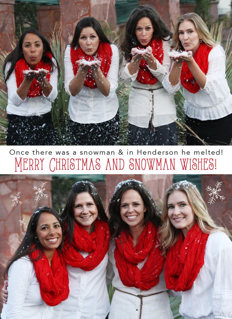 Primary Christmas Card