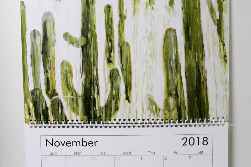 Beth Allen Calendar 5