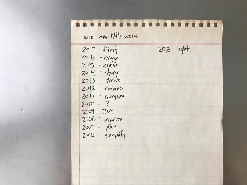 OLW List