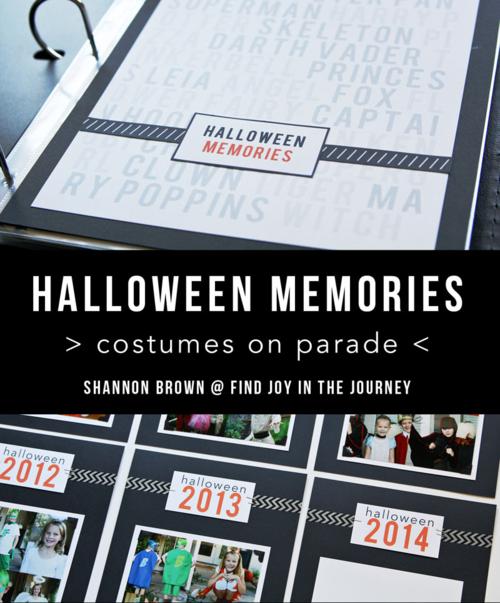 Halloween Memories Album 11