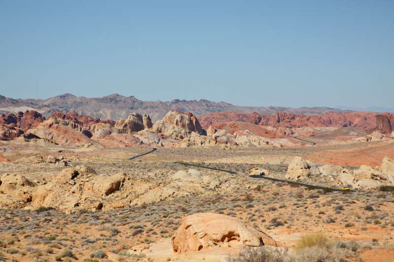 Valley of Fire Rainbow Vista10
