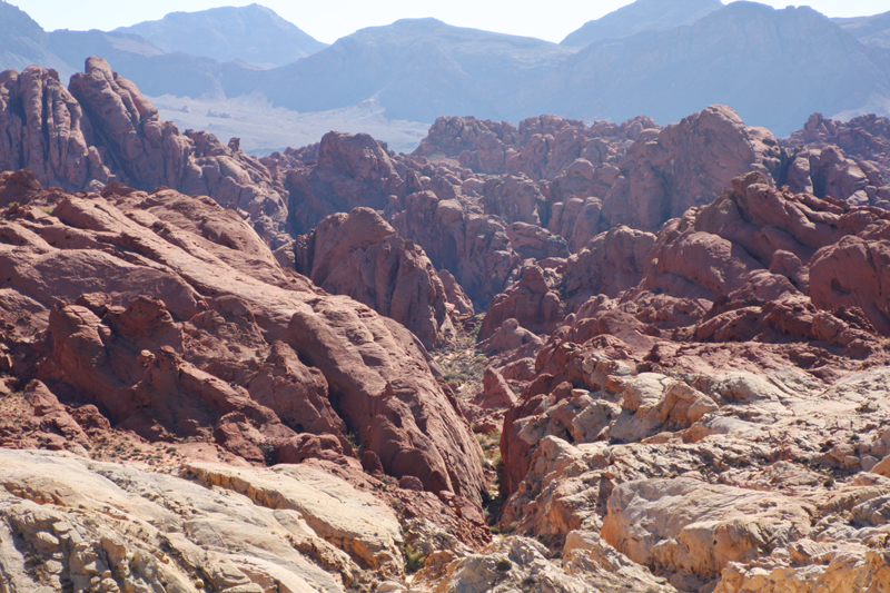 Valley of Fire Fire Canyon2