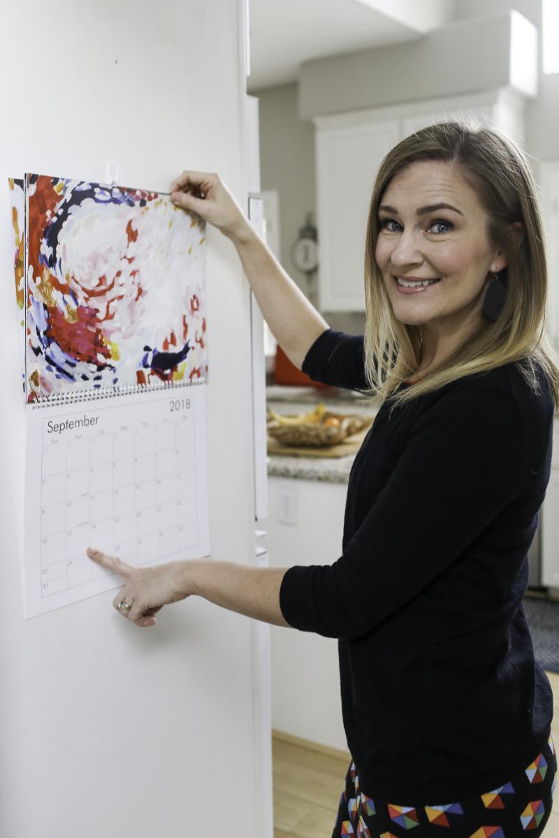 Beth Allen Calendar 3
