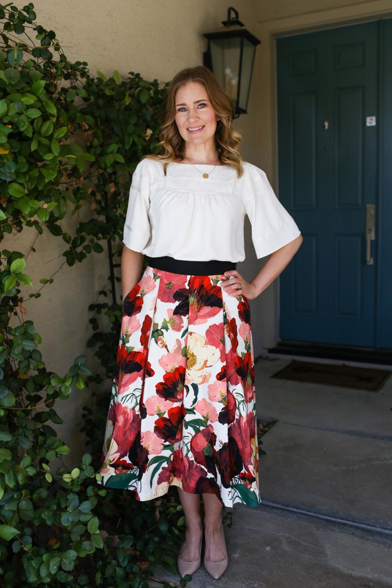 Poppy Skirt-2