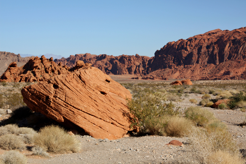 Valley of Fire Beehives2