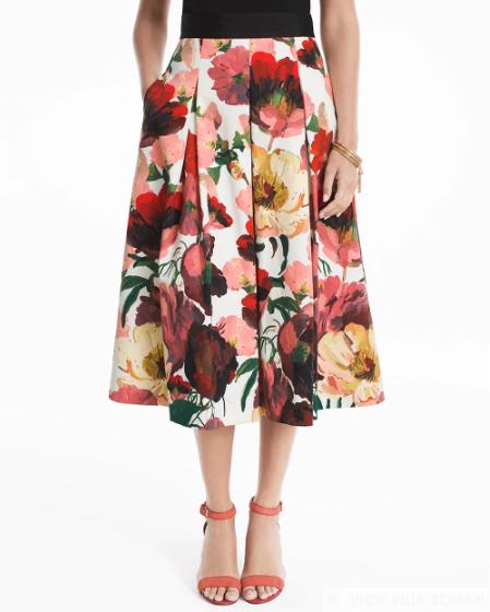 Poppy Skirt-1