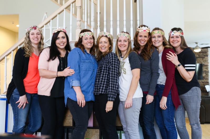 Girls Gathering February-6