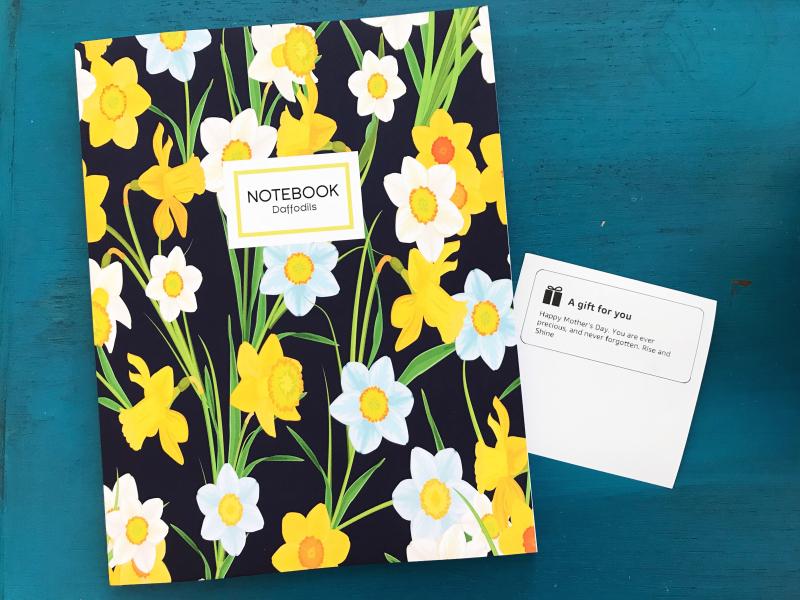 Daffodil Notebook