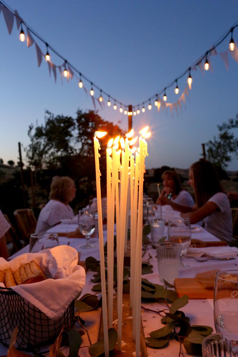 Diner en Blanc Candles-2