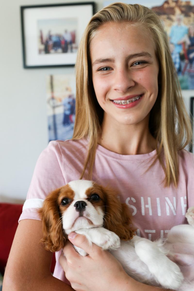 Anna is 13-13