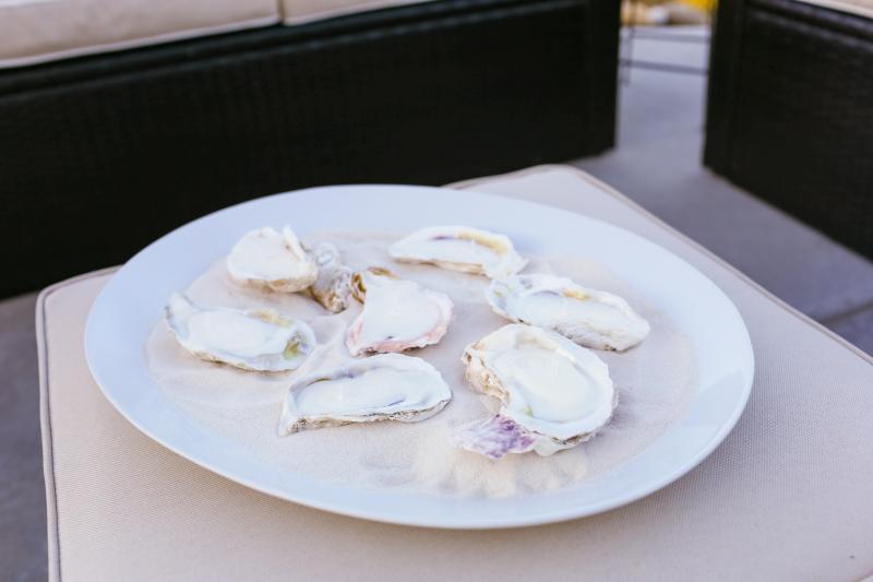 Diner en Blanc Oyster Candles-2