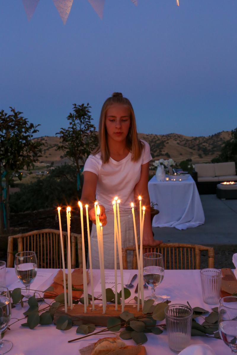 Diner en Blanc Candles-1