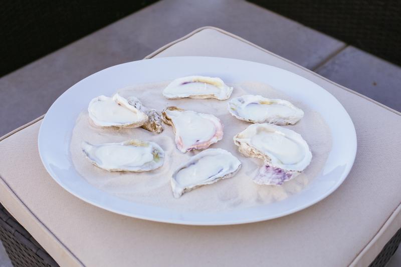 Diner en Blanc Oyster Candles-3
