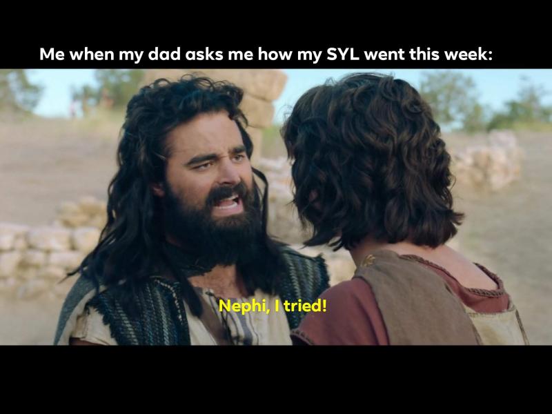 Nephi Meme