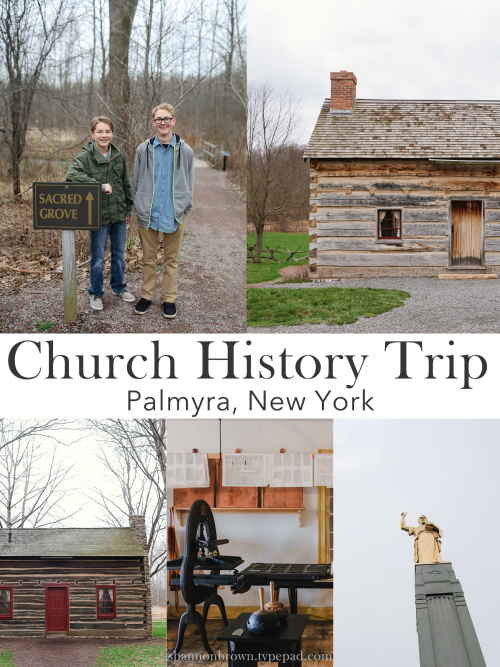 Church History Trip Palmyra